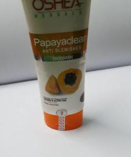 Oshea Papayaclean Anti Blemishes Face wash