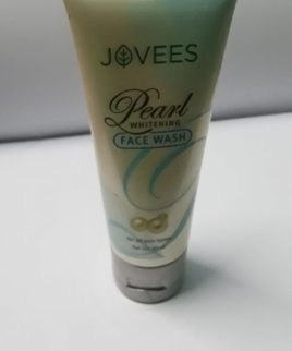 Jovees pearl face wash.