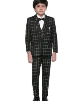boys three part suit set